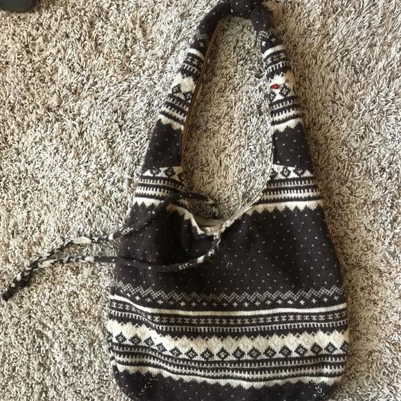 GAP Handbags - GAP Knit Purse